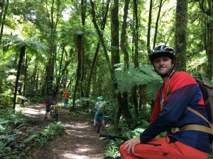 North Island Mountain Biking New Zealand