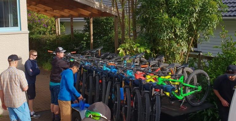 multi day mountain biking