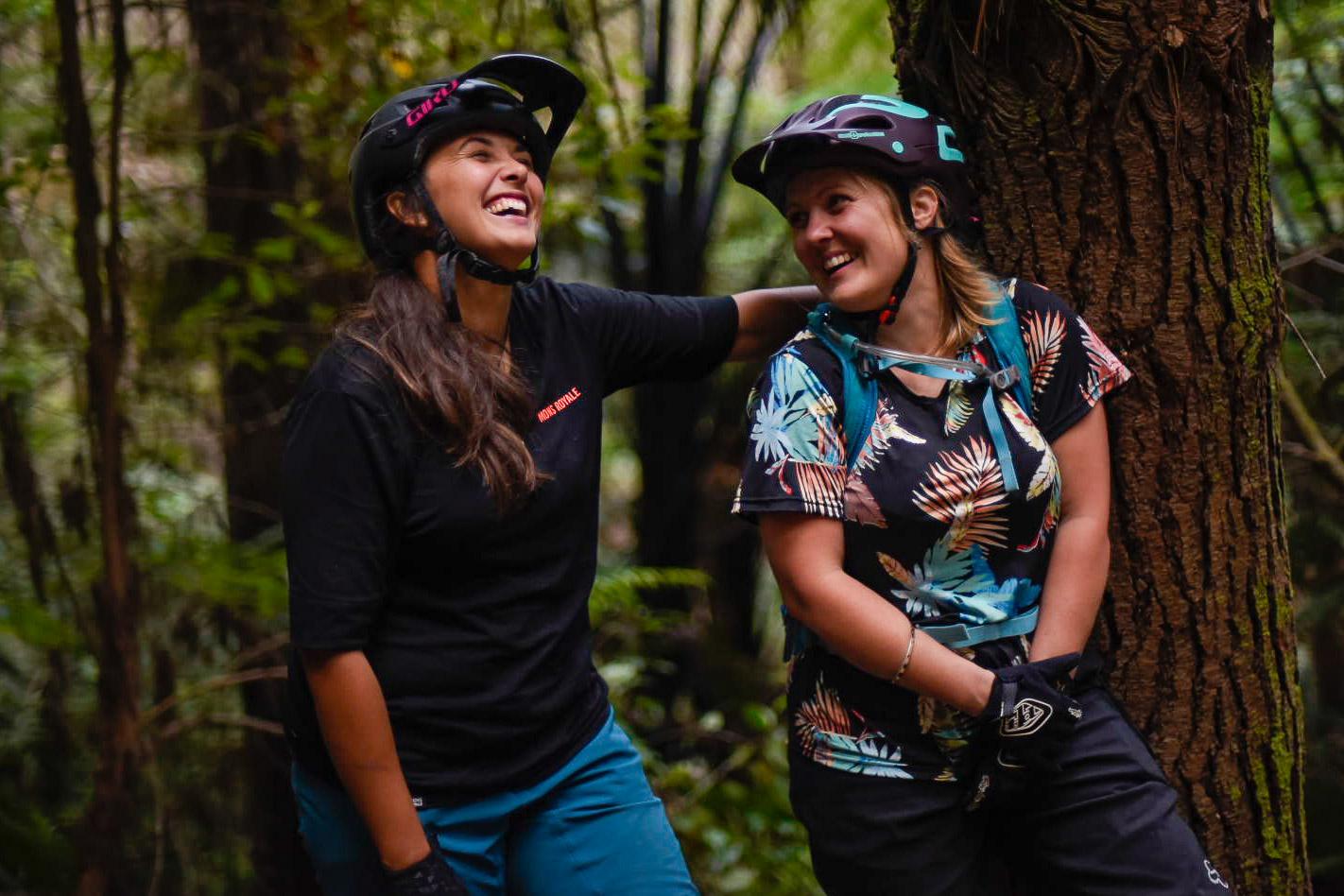 Mountain bike lessons rotorua